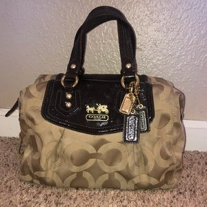 Authentic Coach Purse Bag